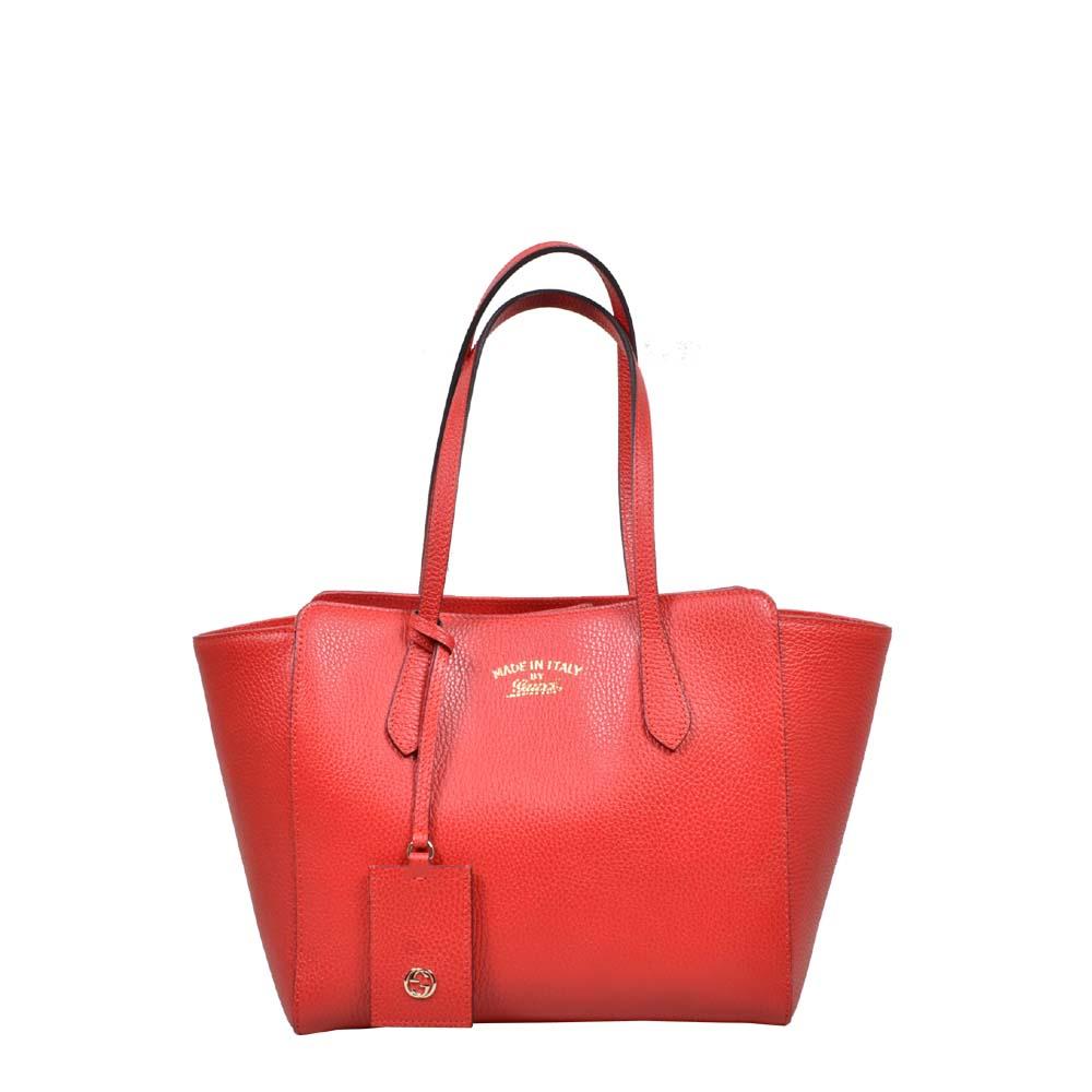 Gucci Shopper Bag Red Kopie