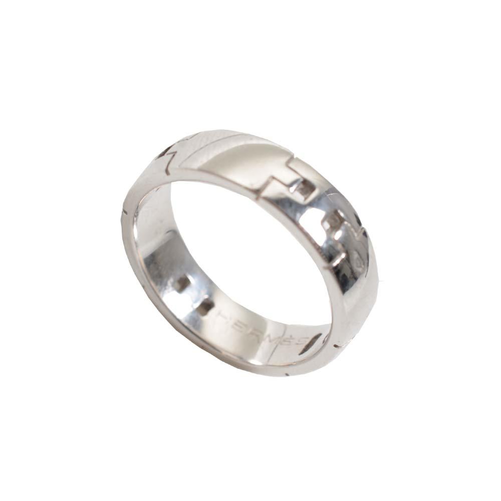 Hermes Ring Silver 2 Kopie