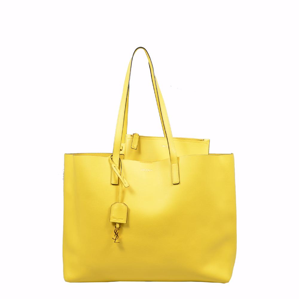 Yves Saint Laurent Shopper Yellow ( 35 x 28 x 14 ) 660 Kopie