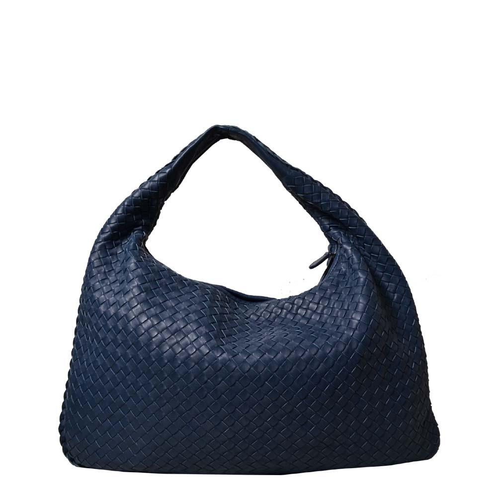 Bottega Veneta Bag Hobo Intrecciato blue ( ) 1300 Kopie