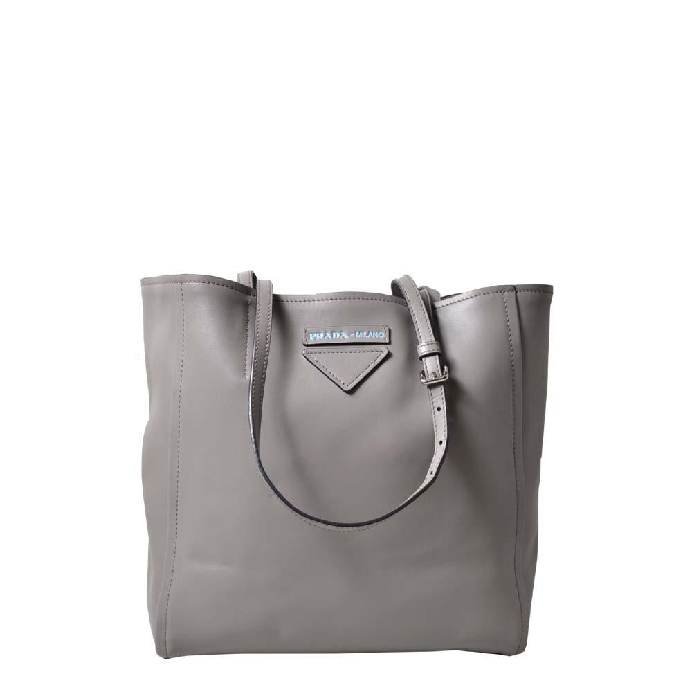 Prada Bag shopper grey blue Kopie – Kopie