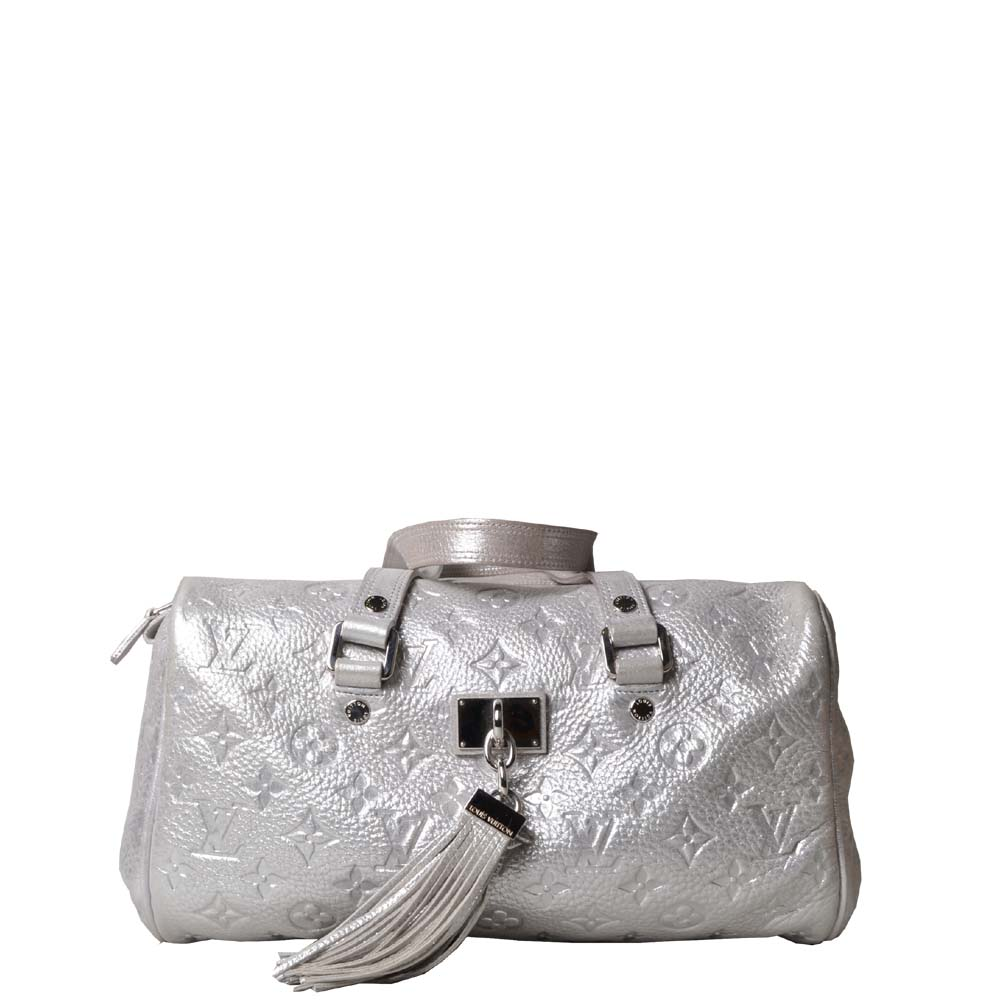 Louis Vuitton Bag Comete silver 1.800 ( ) ewa lagan secondhand frankfurt