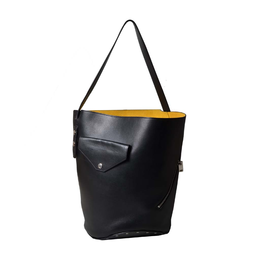 Celine Tasche Bucket schwarz Sunflower 1.200 ( )ewa lagan secondhand frankfurt