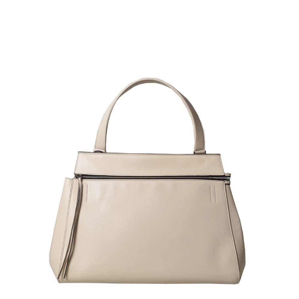 Celine bag Edge Leather offwhite large 1.100 ( ) – Kopie