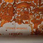 Hermes Carre Silk Seide Soie Legende Moghole (2)
