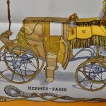 Hermes Carre Silk Seide Soie Muse (2)