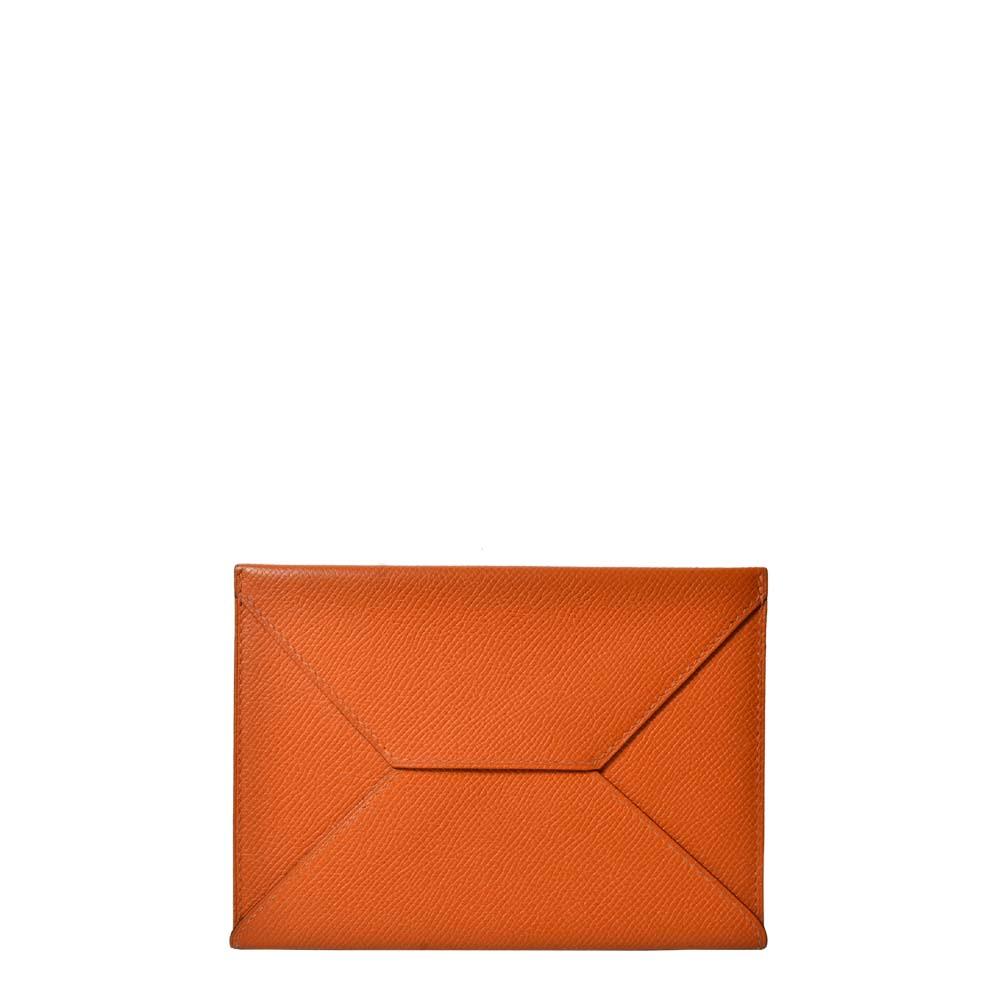 Hermes Dokumenenhülle epsom Orange 350 ( ) Kopie