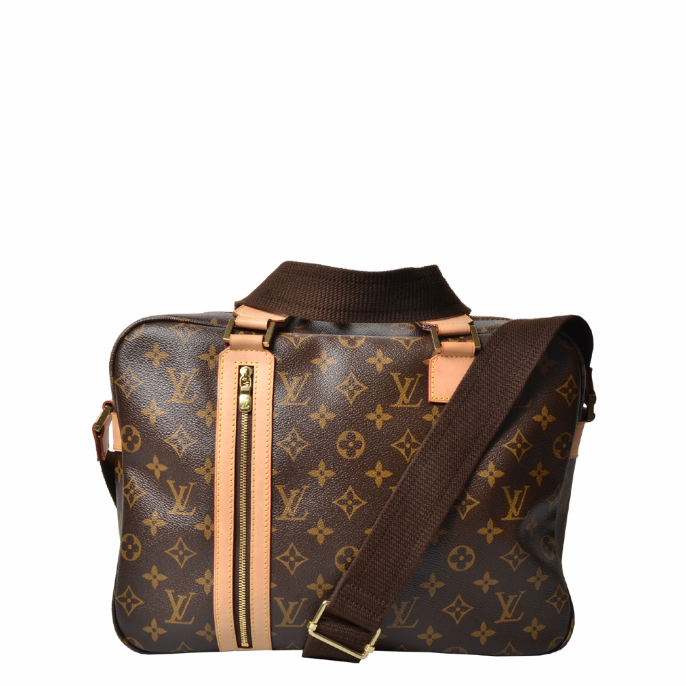 Louis Vuitton Aktenkasche Briefcase Bosphore Monogram 900 ewa lagan secondhand frankfurt