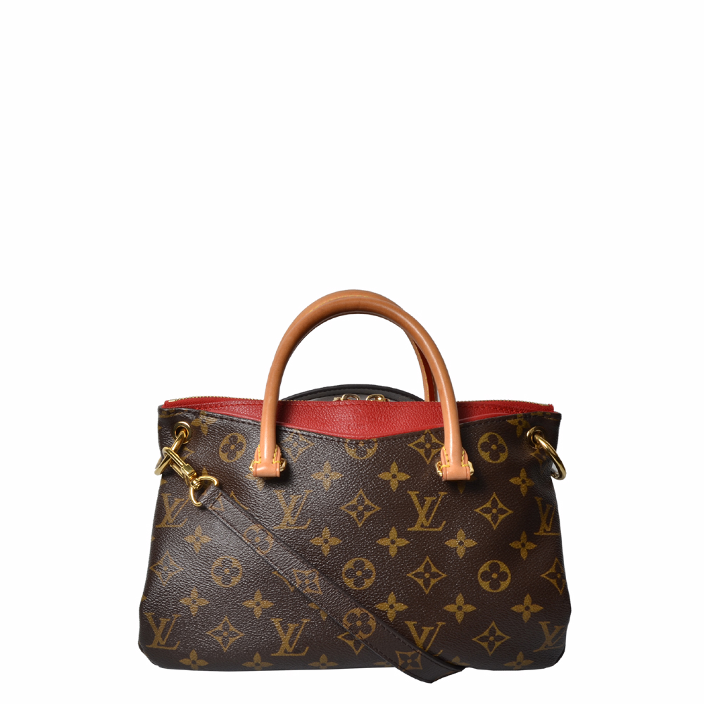 Louis Vuitton Tasche Pallas BB Monogram 1.600 ( )