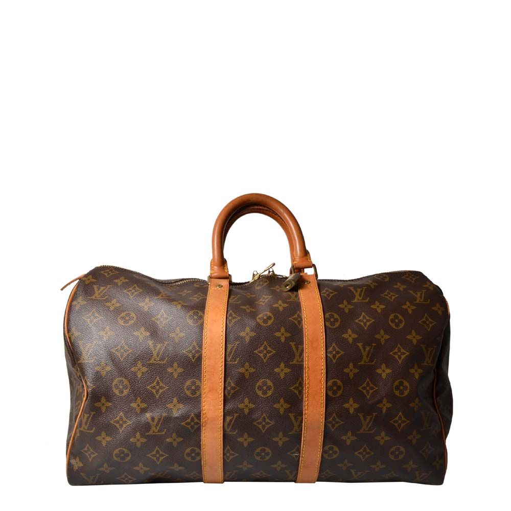 Louis Vuitton Keepall 45 Monogram 900 ( )ewa lagan secondhand frankfurt