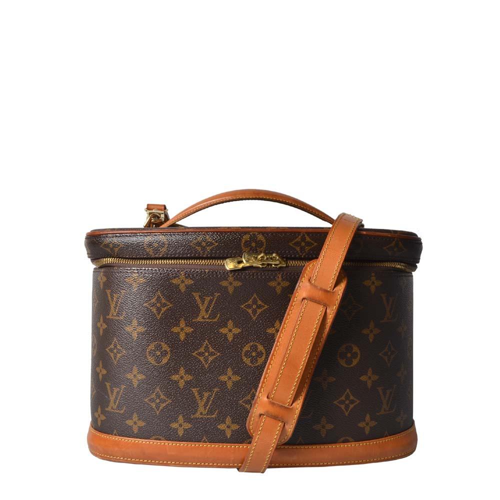 Louis Vuitton Monogram Beauty Case Nice 1.150 ( )ewa lagan secondhand frankfurt
