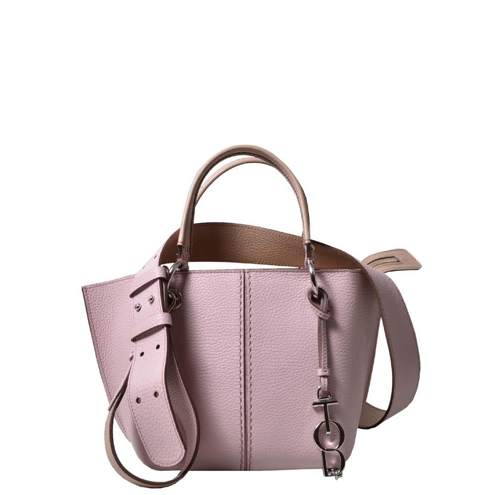 Tods bag lilac rose tote with shoulderstrap ( ) 550 ewa lagan secondhand frankfurt