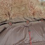 Brunello Cuccinelli Jacke Mantel Coat 38 Kaputze Fell Fur (3)