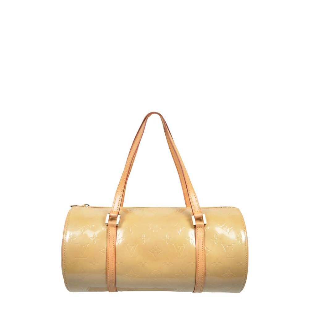 Louis Vuitton Bedford Vernis Lackleder beige 500 ewa lagan