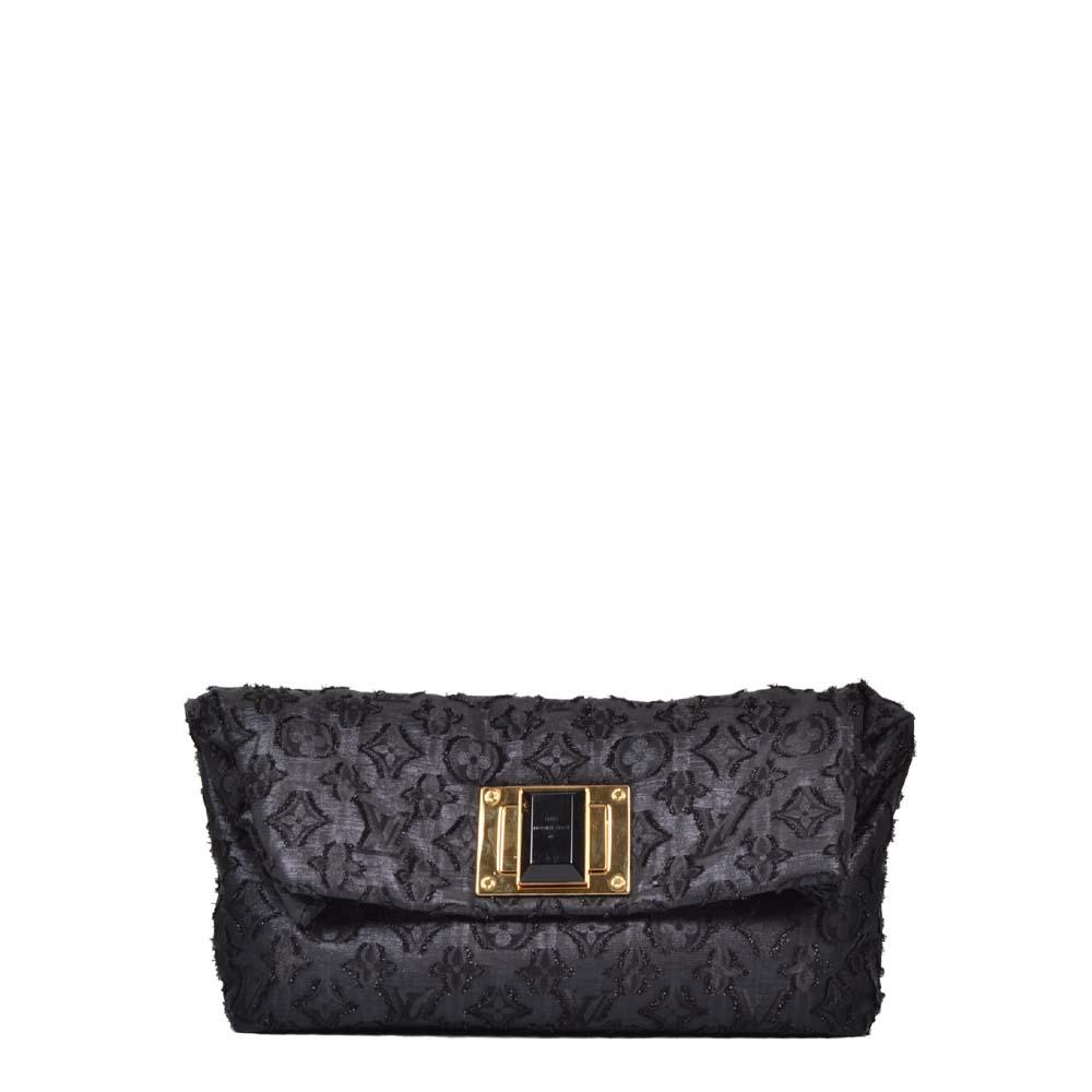 Louis Vuitton Pochette Sior schwarz gold 700