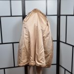 R & L Rosenberg 6 Lenhart Mantel Coat Sable Zobel Canada Pelz 34 (1)