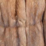 R & L Rosenberg 6 Lenhart Mantel Coat Sable Zobel Canada Pelz 34 (4)