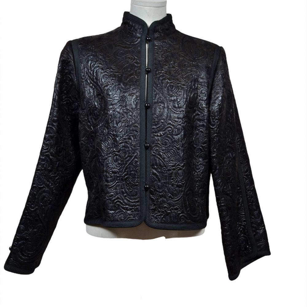 Vintage Yves Saint Laurent Give Roche Jacke 42 850
