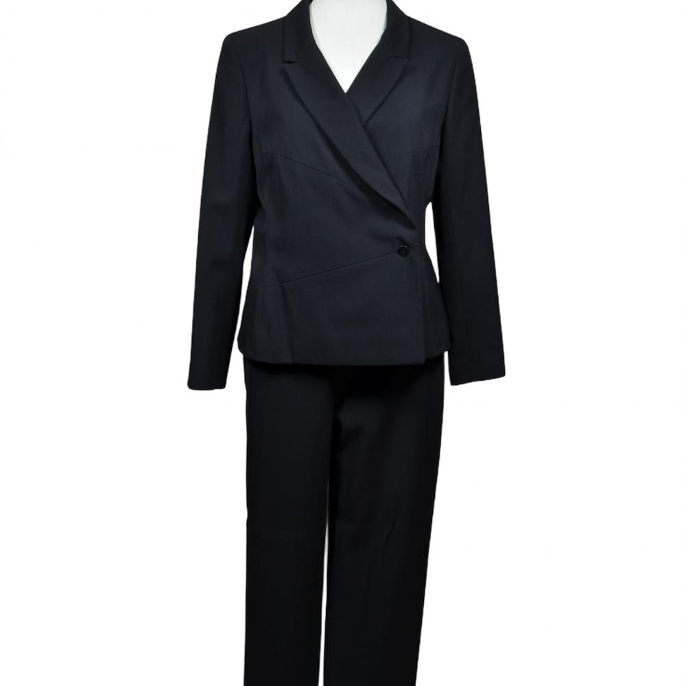 chanel anzug suit vintage 36