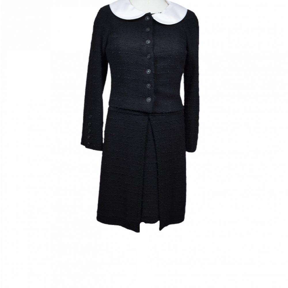 chanel dress jacket 34