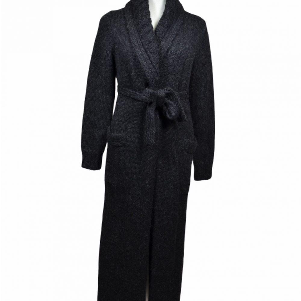 hermes long cardigan coat mohair38 (1)