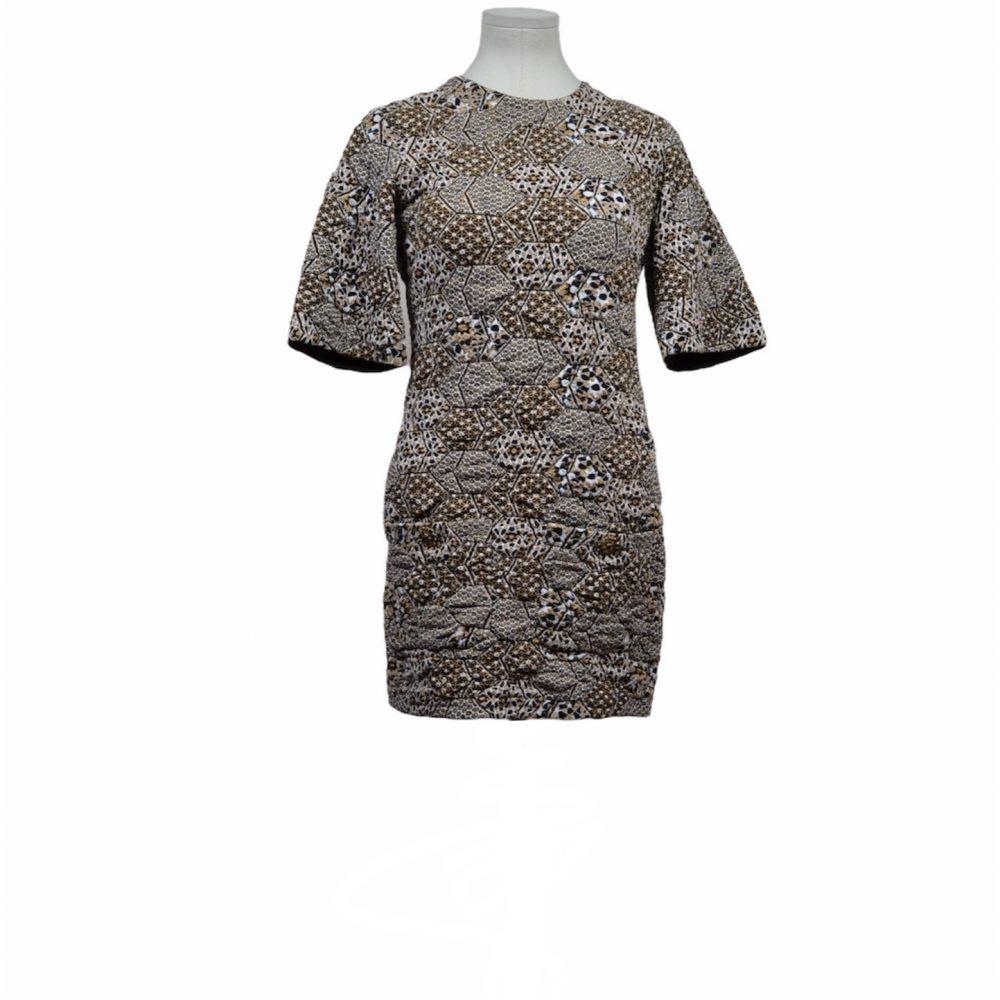 Chanel Kleid Mini Gold 34 1800 ewa lagan Frankfurt