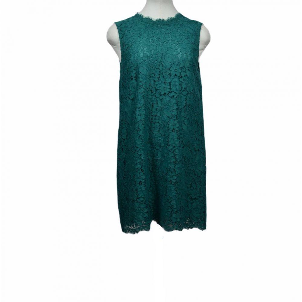 Dolce & Gabbana dress kleid 44 türkis 400 ewa lagan frankfurt secondhand