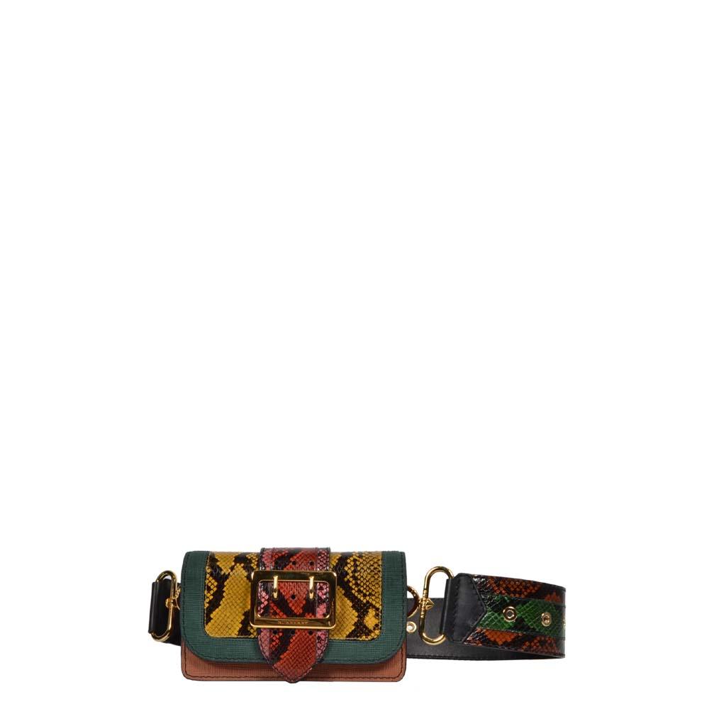 Burberry Gürtel Tasche Patchwork limited Edition Belt Bag