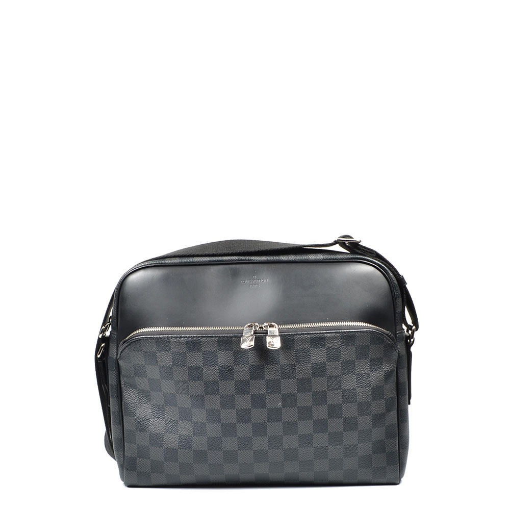 Louis Vuitton Crossbody Dayton Damier Graphite grau anthrazit