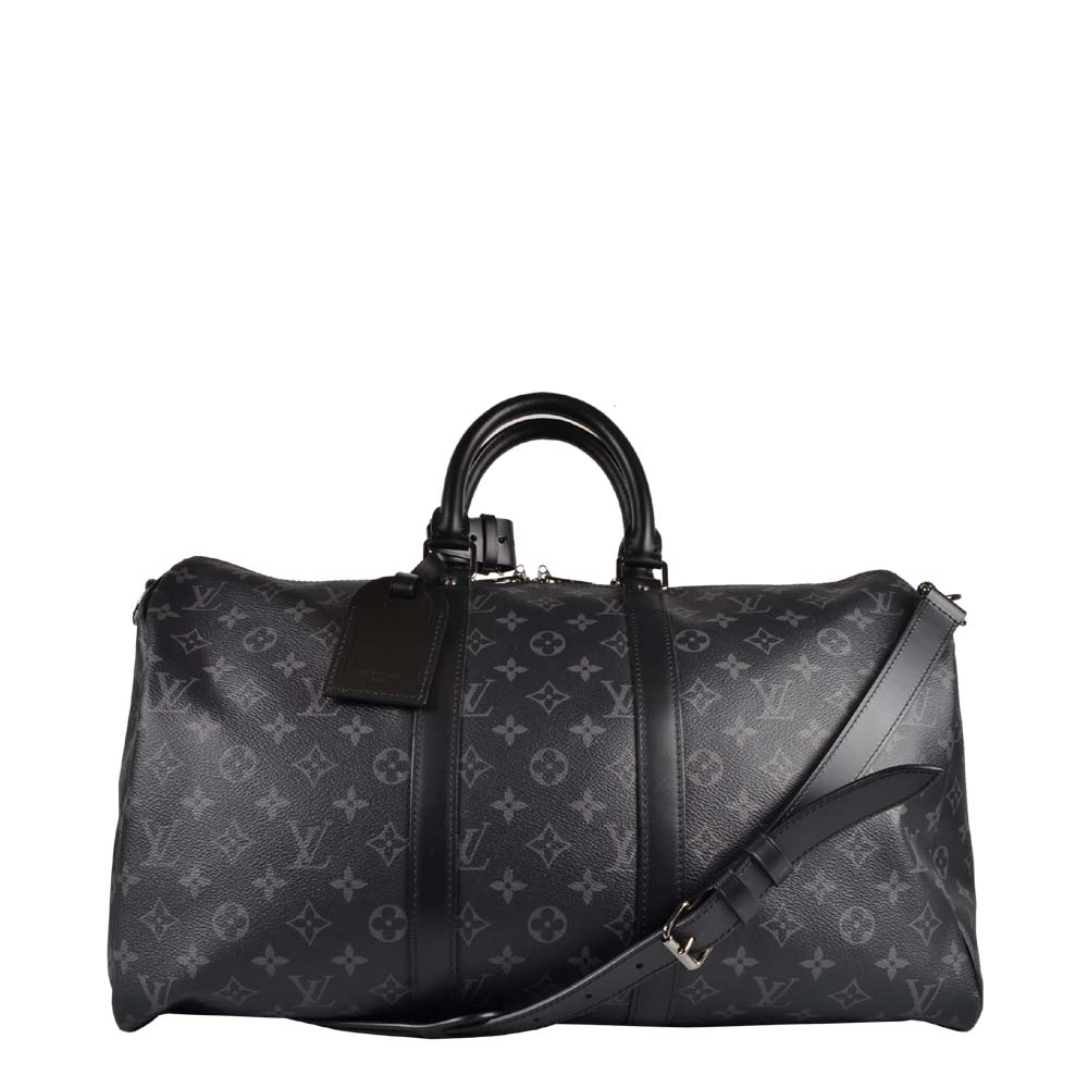 Louis Vuitton Keepall 50cm Monogram mit Schulterriemen